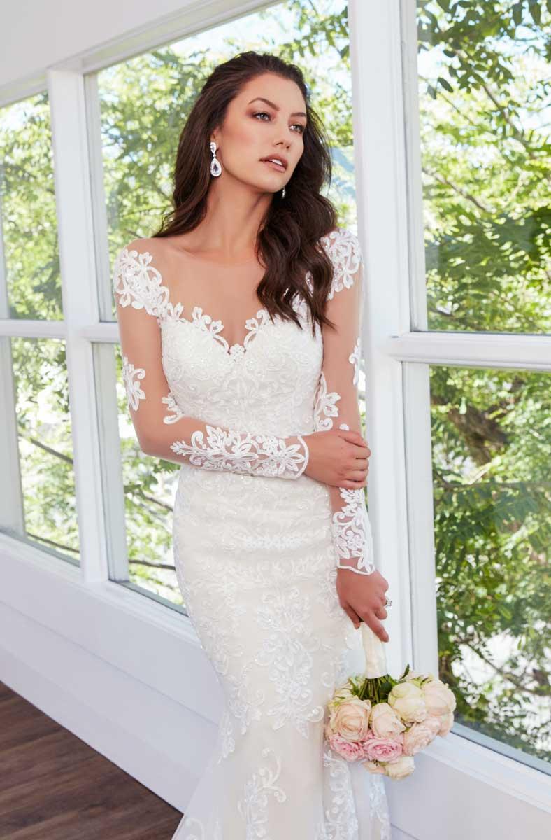 SIREN – Wedding Dresses | Bridal Gowns | KITTYCHEN COUTURE